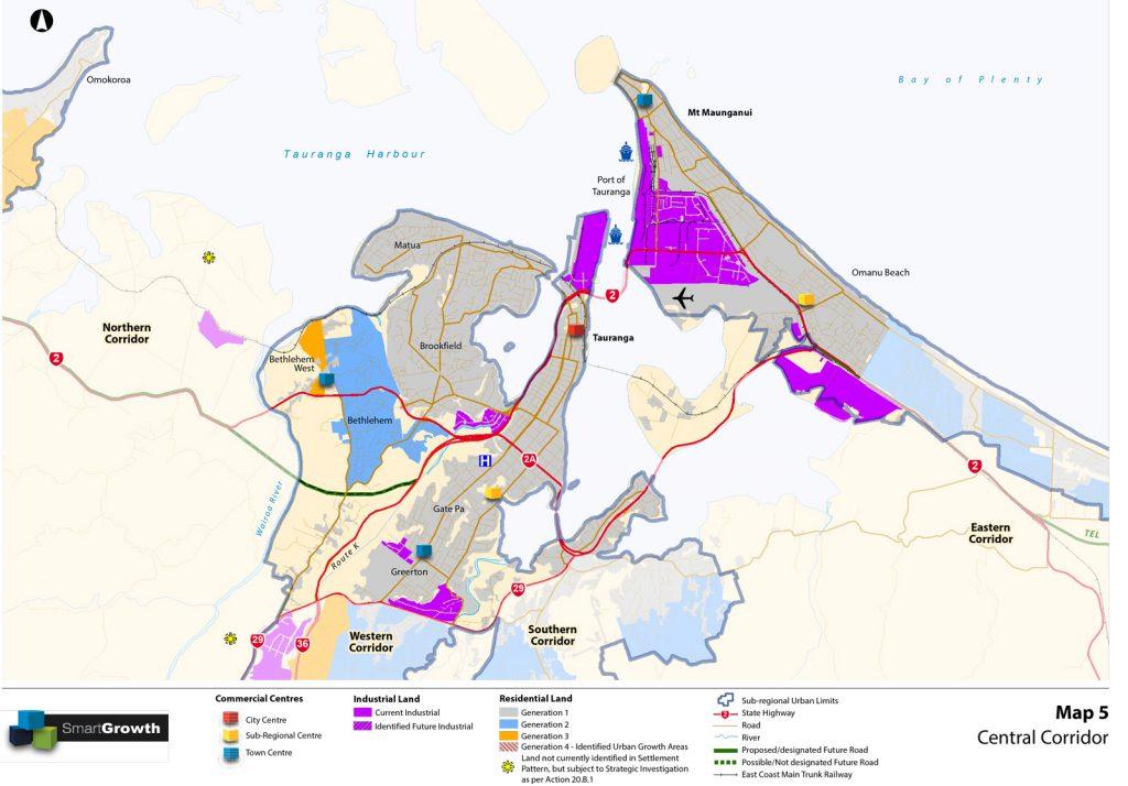 tauranga-map